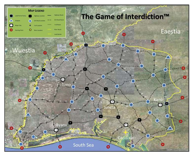 game-of-interdiction-board